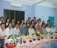 Họp mặt Cựu giáo sư, giáo viên và học sinh nhân ngày Nhà Giáo Việt Nam 20 tháng 11 năm 2012