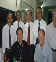 Luật sư Ngô Hữu Nhị với các sinh hoạt tôn giáo trong năm 2013